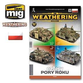 The Weathering Magazine 28 - Cztery Pory Roku