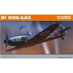 Eduard 1:48 Messerschmitt Bf-109 G-6 / AS - ProfiPACK