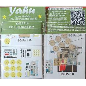 Yahu Models 1:35 KTO Rosomak late dla IBG