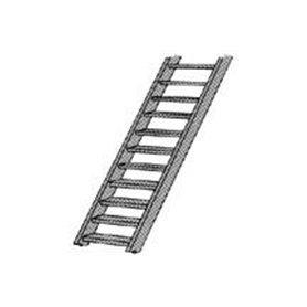 Plastruct 90663 Stairways, Styren Stas-6 * 1
