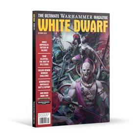 Magazyn WHITE DWARF – październik 2019 - wersja angielska