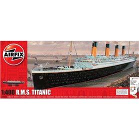 Airfix 1:400 Gift Set - RMS Titanic