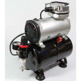 TG 212K Airbrush Compressor w/Air Tank