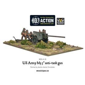 Bolt Action US Army 3'' Anti-Tank Gun