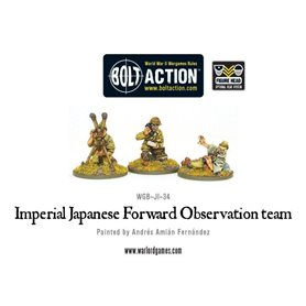 Bolt Action Imperial Japanese FOO team