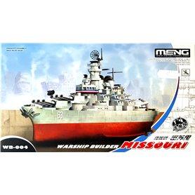 Meng WARSHIP BUILDER USS Missouri