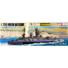 Tamiya 1:700 HMS Nelson