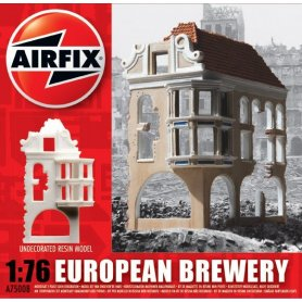 Airfix 1:76 Ruined Brewery