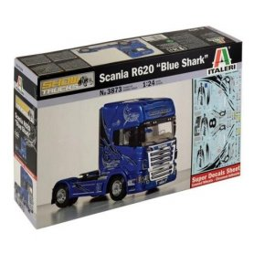 Italeri 1:24 Scania R620 BLUE SHARK