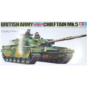 Tamiya 1:35 Chieftain Mk.V