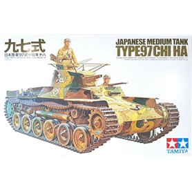 Tamiya 1:35 Chi-Ha Type 97