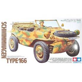 Tamiya 1:35 Schwimmwagen Type 166