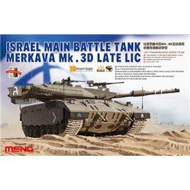 Meng 1:35 Merkava Mk.IIID / późna LIC