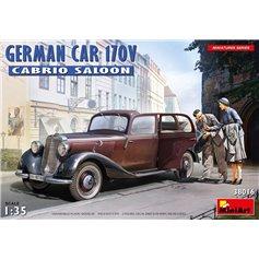 Mini Art 1:35 GERMAN CAR 170V - CABRIO SALOON