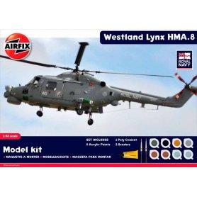 Airfix 1:48 Westland Lynx HMA 8 | z farbami |