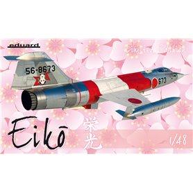Eduard 1:48 EIKO - F-104J - JAPANESE SERVICE - LIMITED EDITION