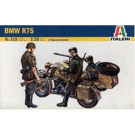 Italeri 1:35 BMW R75