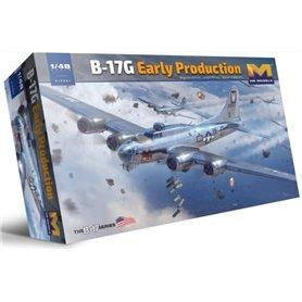 HK Models 1:32 01F001 B-17G Early Production 1/48
