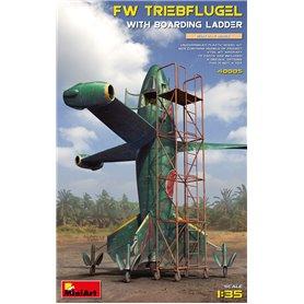Mini Art 40005 Fw Triebflugel w/ boarding Ladder