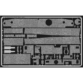 Eduard 1:35 Zimmerit do Pz.Kpfw. VI Tiger I / SS Ab.101 dla Tamiya 35146