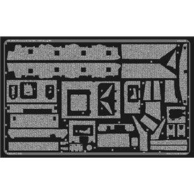 Eduard 1:35 Zimmerit do Sd.Kfz.163 Sturmgeschutz StuG.IV dla Tamiya