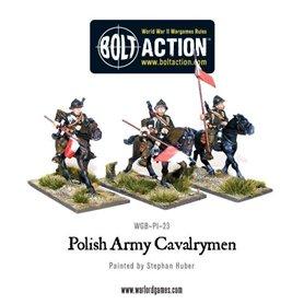 Bolt Action Polish Army Cavalrymen