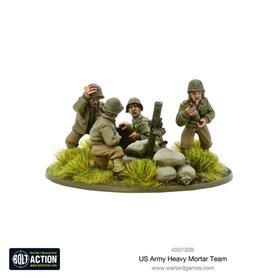 Bolt Action US Army Heavy Mortar Team
