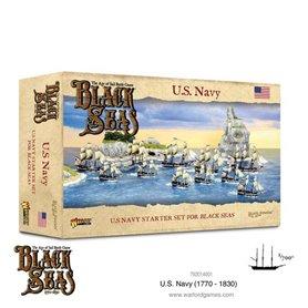 Black Seas US NAVY - 1770-1830