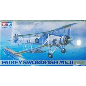 Tamiya 1:48 Fairey Swordfish Mk.II