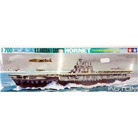 Tamiya 1:700 USS Hornet CV-8