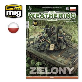 The Weathering Magazine 29 - Zielony
