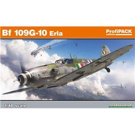 Eduard 1:48 Messerschmitt Bf-109 G-10 Erla - ProfiPACK