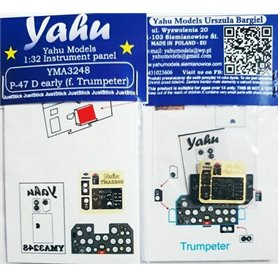 Yahu Models 1:32 P-47 Early (Trumpeter)