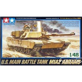 Tamiya 1:48 M1A2 Abrams