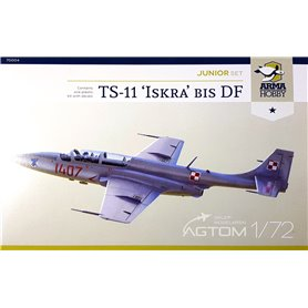 Arma Hobby 1:72 TS-11 Iskra BIS DF - JUNIOR SET