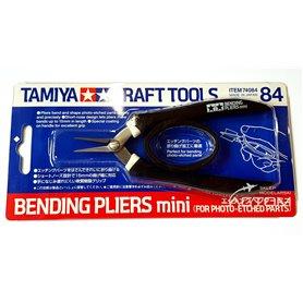 Tamiya 74084 Małe szczypce do elementów fototrawionych - BENDING PLIERS MINI