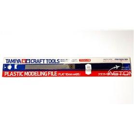 Tamiya 74059 Płaski pilnik modelarski 10mm - MODELING FILE FLAT