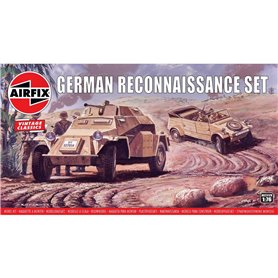 Airfix 02312V German Reconnaisance Set