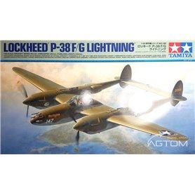 Tamiya 1:48 Lockheed P-38 F/G Lightning