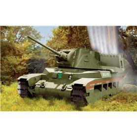 Airfix 02335V Matilda Hedgehog Tank 1/76