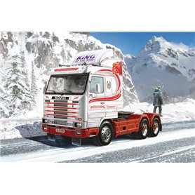 Italeri 1:24 Scania Streamline 143H 6x2