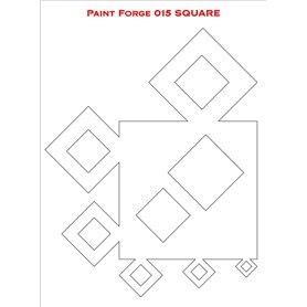 Szablon L Square