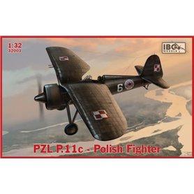 IBG 32001 PZL P.11c
