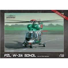 Answer 1:48 PZL W-3A Sokół - GERMAN POLICE HELICOPTER
