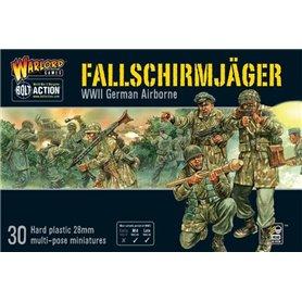 Bolt Action Fallschirmjager (German Paratroopers)