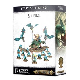 Start Collecting Skinks
