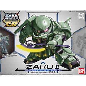 Bandai 03534 SD Gundam Cross Silhouette Zaku Ii GUN82318