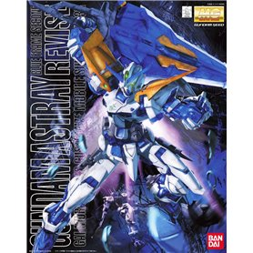 Bandai 09984 MG 1/100 Gundam Astray Blue Frame Second Revise GUN83891