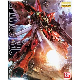 Bandai 15972 MG 1/100 Sinanju Anime Color Ver. GUN83108
