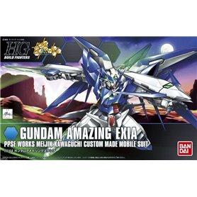 Bandai 20775 HGBF 1/144 Gundam Amazing Exia GUN83291